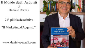 """21° Il Marketing d'Acquisto. Da """"Il mondo degli Acquisti"""""""