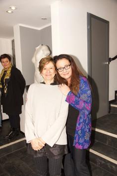 Presentazione al MOOOV360 di Milano con Christine Grimaldi e Britta Oling 5