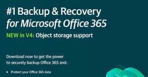 Perché eseguire il backup di Office 365?