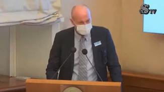 La denuncia del nostro concittadino vittoriese dott. Francesco Zambon