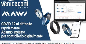 Le tecnologie sono il grande alleato alla lotta del COVID-19: la telemedicina MAWI.