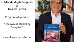 """23° Che cos'è il Marketing d'Acquisto? Da """"Il mondo degli Acquisti"""""""