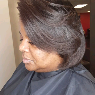 relaxer and color