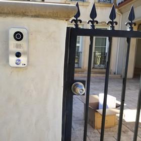 Small DoorBird Intercom
