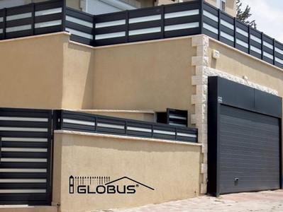 Aluminum Gates by Globus