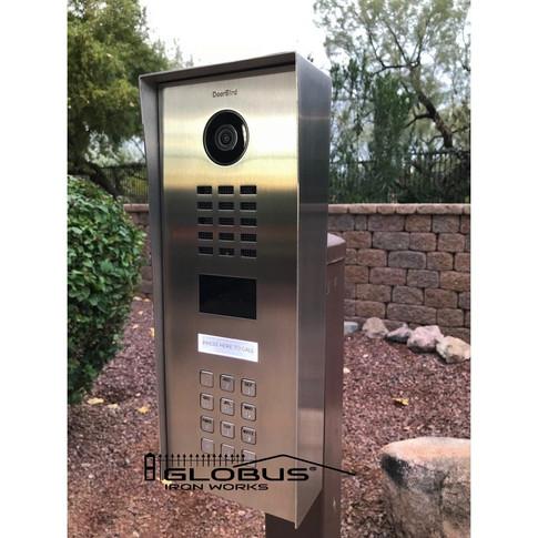 DoorBird IP Video Door Station D2101KV f