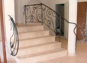 Custom design indoor Handrails.jpg