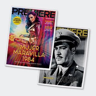 Cine PREMIERE - Paquete: Septiembre + Octubre 2020