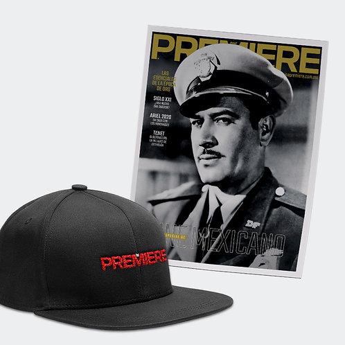 Gorra + Revista Cine PREMIERE Septiembre 2020