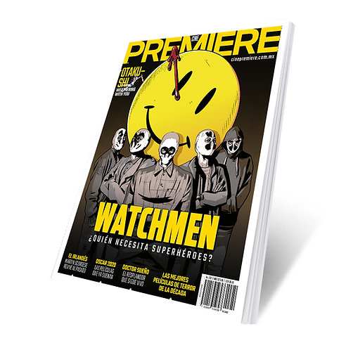 Cine PREMIERE Noviembre 2019 Variante Watchmen