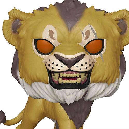 Scar The Lion King Live Action Funko Pop! Disney