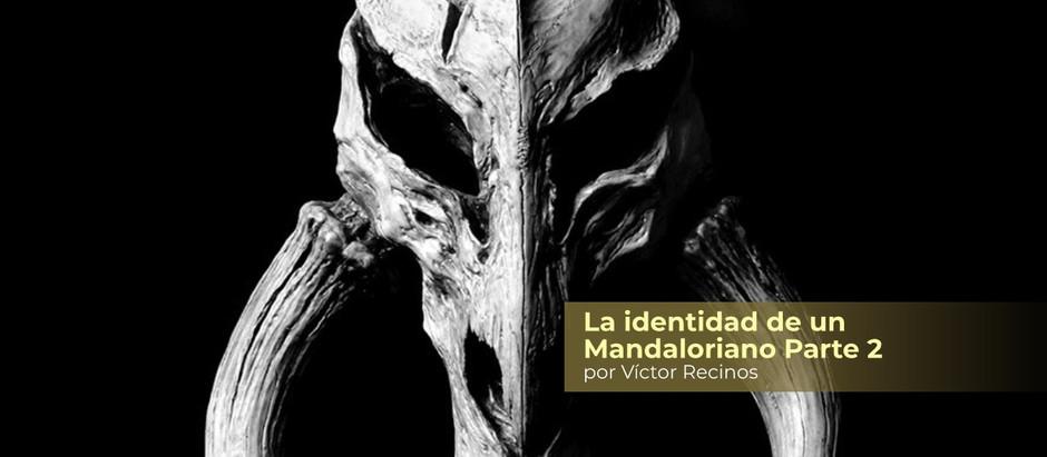 La identidad de un Mandaloriano Parte 2: El emblema