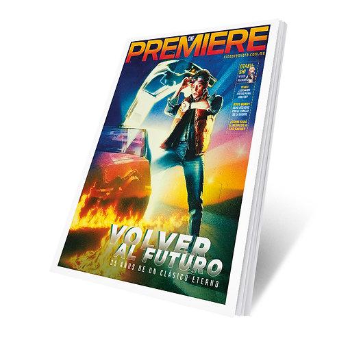 Cine PREMIERE Julio 2020 - Back to the Future