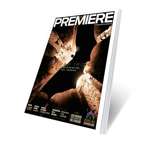 Cine PREMIERE Junio 2020 - Batman Begins