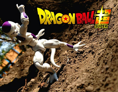 DragonBall Figuras Coleccionables Red Pa