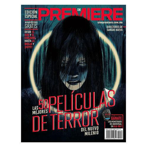 Revista Cine PREMIERE edición Especial de Terror