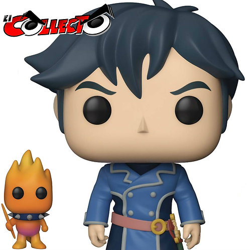 Roland With Higgledy Ni No Kuni II Funko Pop Games