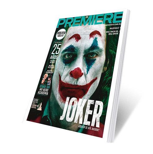 Revista Cine PREMIERE edición Octubre 2019