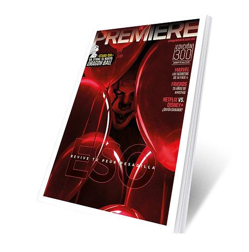 Revista Cine PREMIERE edición Septiembre 2019