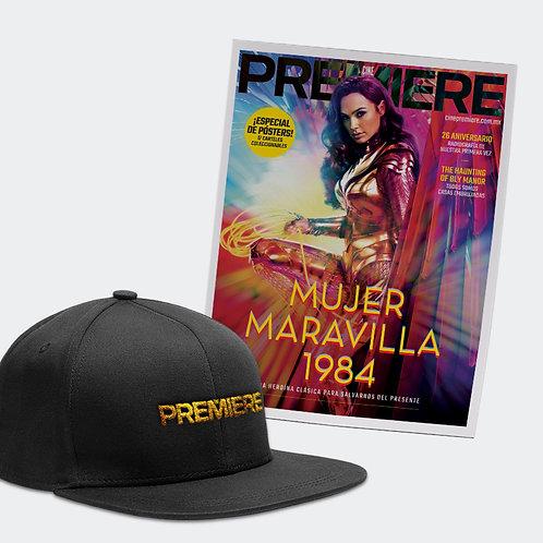 Gorra + Revista Cine PREMIERE Octubre 2020