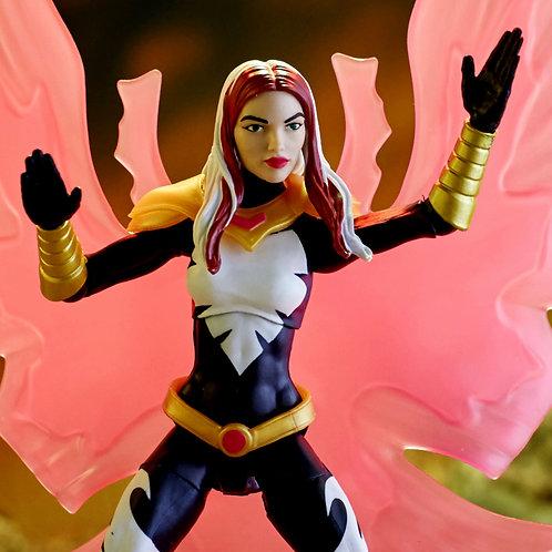 Marvel's Songbird Thanos BAF Avengers Marvel Legends Hasbro
