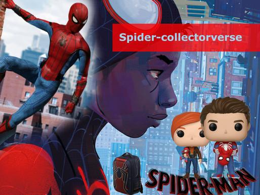 Spider -collector verse