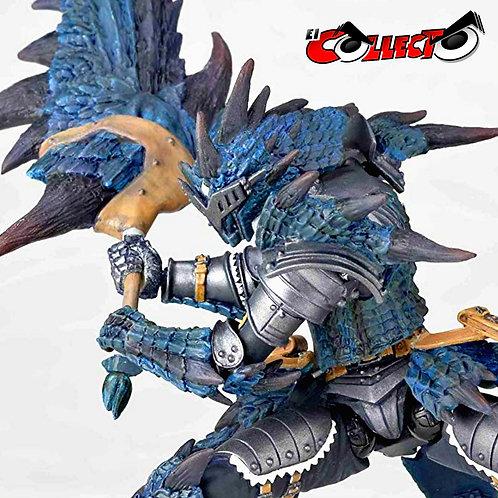 Hunter Rathalos No 123 Ex Monster Hunter Yamaguchi Revoltech