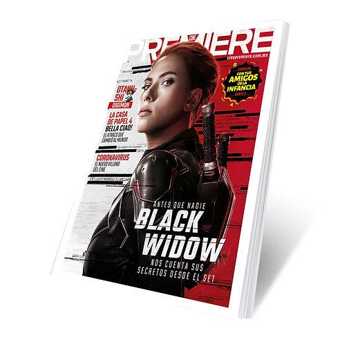 Cine PREMIERE Abril 2020 - Black Widow