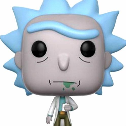 Rick Rick & Morty Pocket Pop Keychains