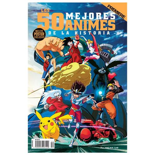 Revista Cine PREMIERE edición Especial: Los mejores anime de la historia