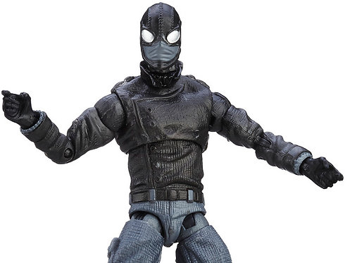 Spider-man Noir Marvel Legend Series Hasbro 3.75
