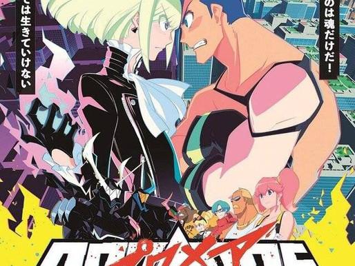 Promare - nueva película de anime coproducida por los estudios Trigger y XFlag