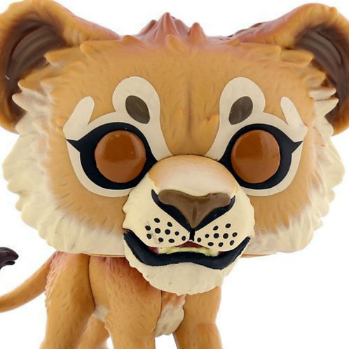Simba The Lion King Live Action Funko Pop! Disney