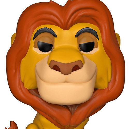 Mufasa The Lion King Funko Pop! Disney