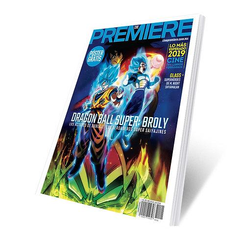 Revista Cine PREMIERE edición Enero 2019