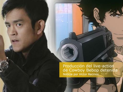 Producción del live-action de Cowboy Bebop detenida