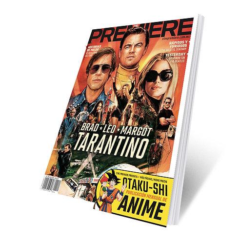 Revista Cine PREMIERE edición Agosto 2019