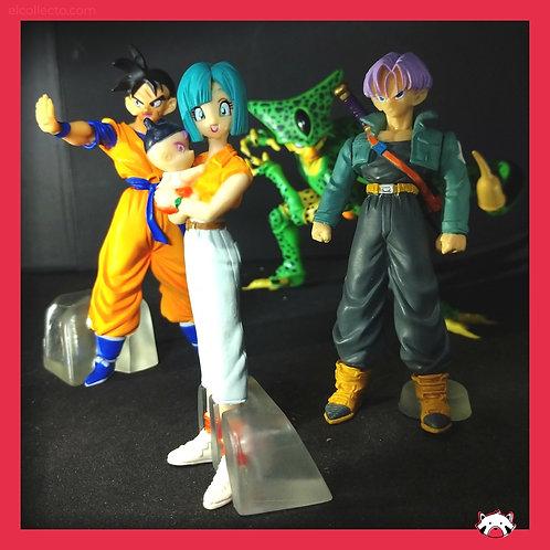 Trunks del Futuro - Dragon Ball Z - Gashapon