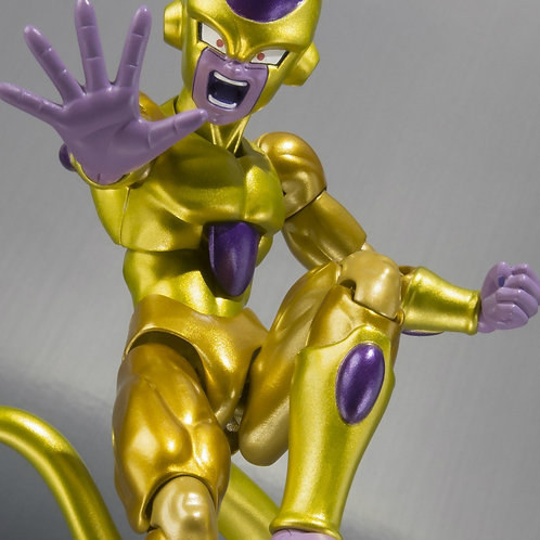 Golden Frieza God Dragon Ball Z Resurection of the 'F' S.H.Figuarts