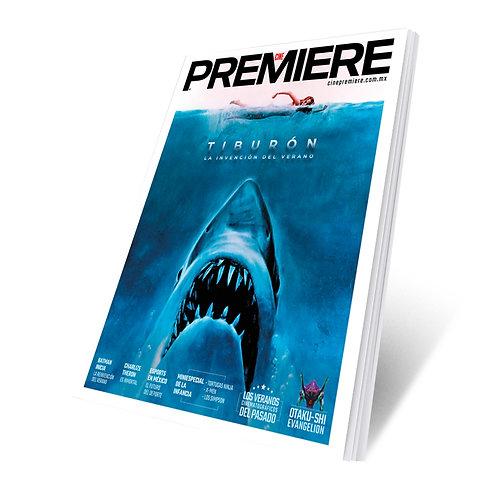 Cine PREMIERE Junio 2020 - Jaws