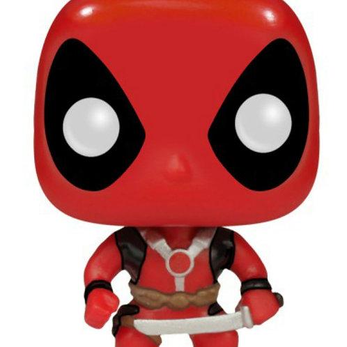 Deadpool Marvel Pocket POP Keychains Funko