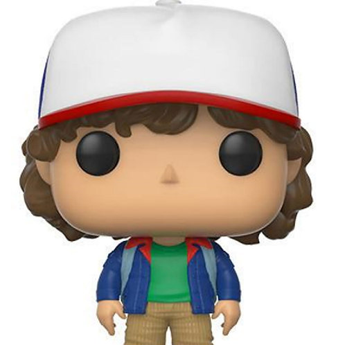 Dustin Stranger Things Pocket Pop Keychains Funko