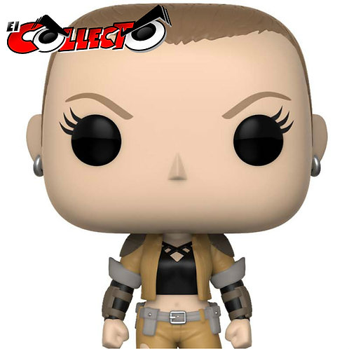 Negasonic Teenage Warhead Deadpool 2 Funko Pop Movies