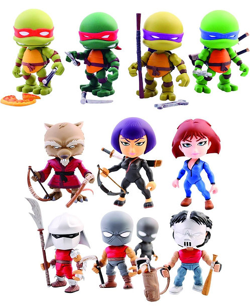 TMNT The Loyal Subjects Nickelodeon