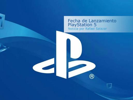 Fecha de Lanzamiento PlayStation 5