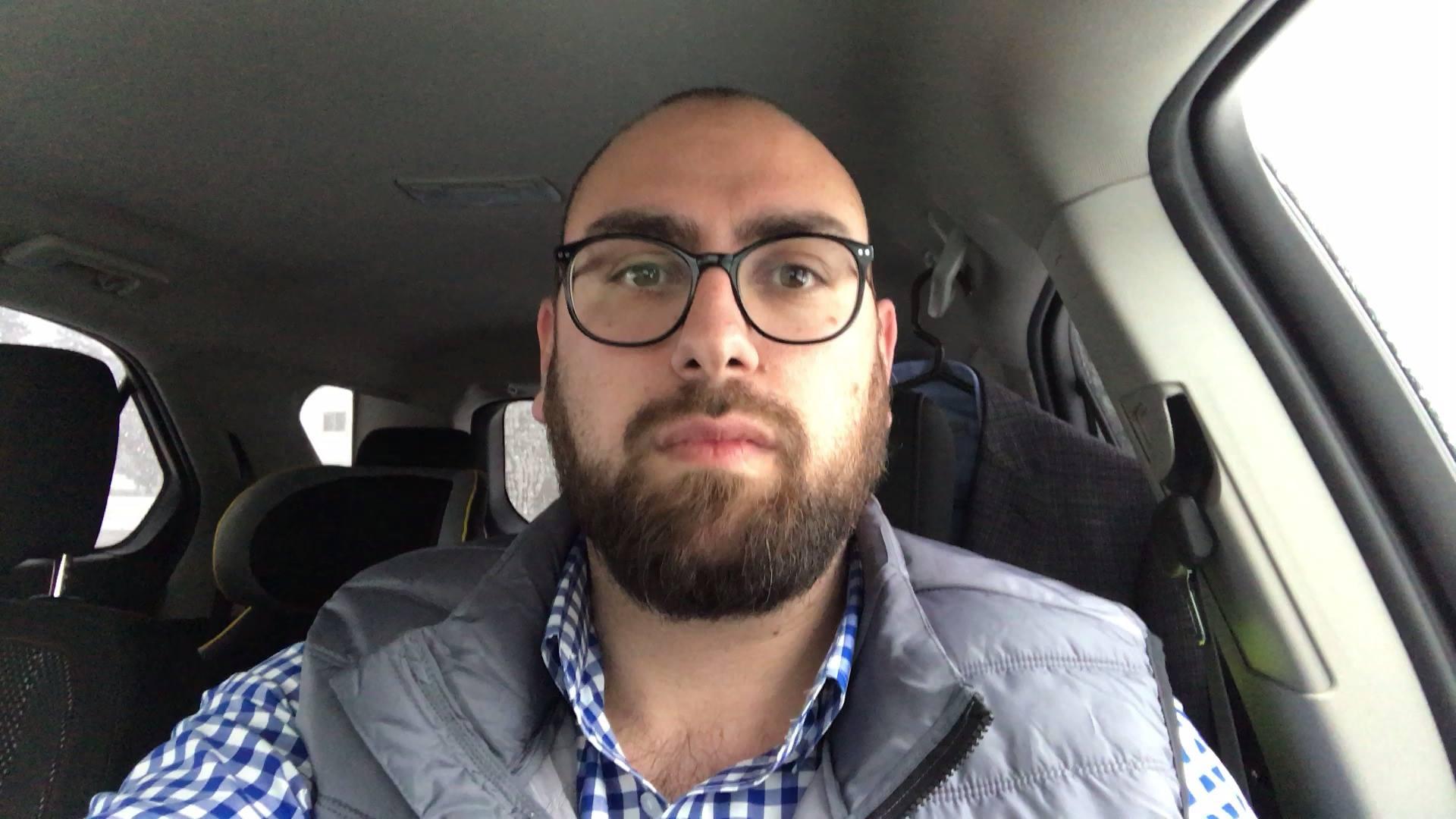 Benji shares his ChabaD story