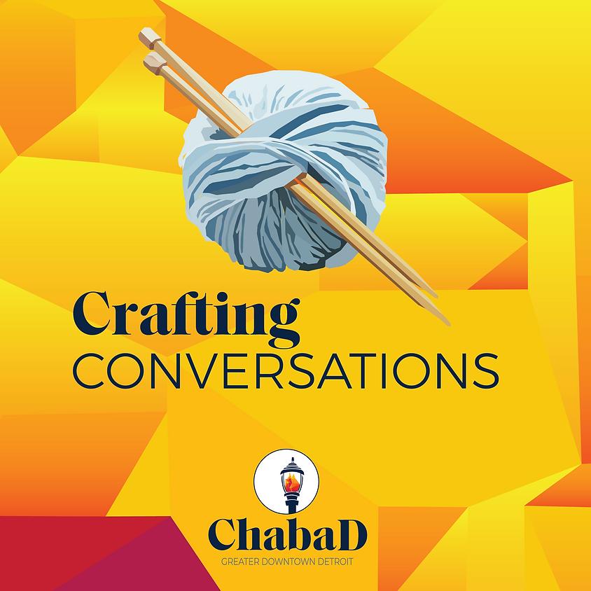 Crafting Conversations - Purim Edition