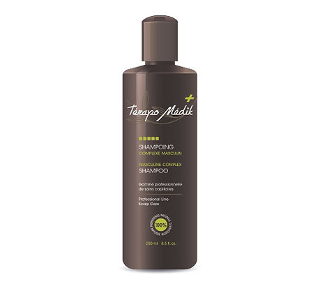 Shampoing complexe masculin
