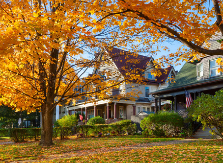 Seven Tips for Prepping Your Home for Autumn