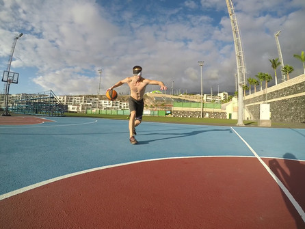 Basketball Training, Tenerife Top Training Athletic Sphere